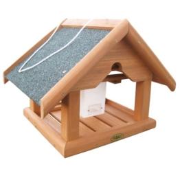 Habau 2997 Vogelfutterhaus Buchfink mit Silo