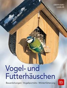 Vogel- und Futterhäuschen: Bauanleitungen